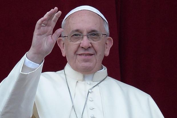 Понтифик к Рождеству направит Украине 6 млн евро