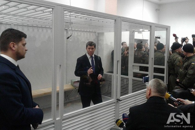Насиров пожаловался, что после обысков НАБУ ему и жене не на что жить