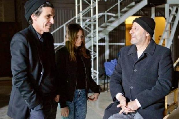Жан Рено трогательно попрощался с Закарпатьем