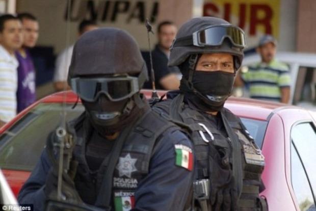 В Мексике расстреляли журналиста, писавшего про наркокартель