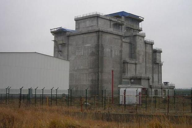 НаЧАЭС проводят «холодные» тестирования хранилища отработанного ядерного топлива