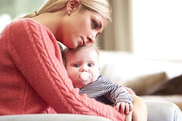 Мами хлопчиків страждають від післяпологової депресії на 79% частіше
