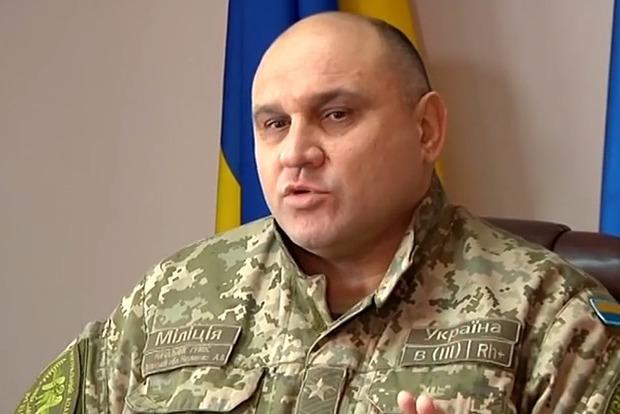 Глава МВД в Луганской области говорит, что не дрался с Парасюком