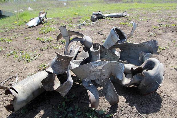 Бойовики застосовують проти ЗСУ нові реактивні снаряди