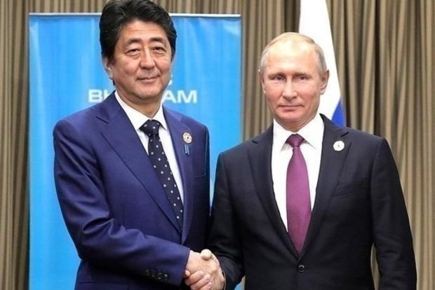 Путин сдаст территории? Япония готовит договор с РФ