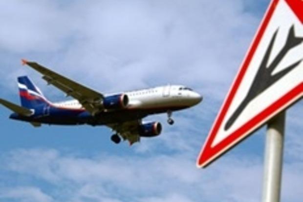 РФ отменит запрет на полеты украинских компаний только после аналогичного решения Украины