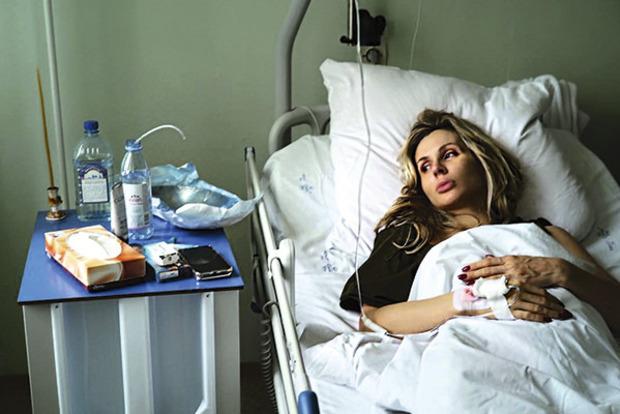 Лобода потеряла огромные деньги из-за операции