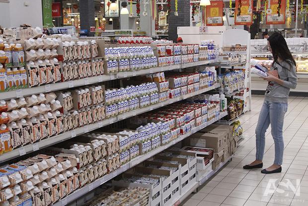 Чергове подорожчання: молочка за рік зросла в ціні на 12%