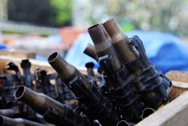 Сутки в АТО: 9 обстрелов, ранен боец ВСУ