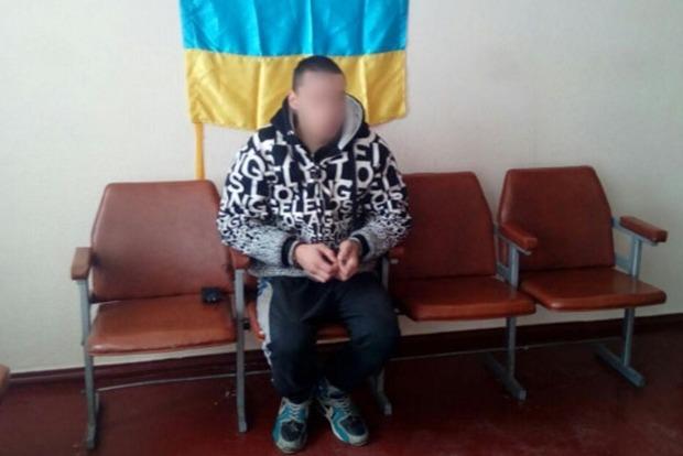 Под Волновахой полиция задержала танкиста так называемой «ДНР»