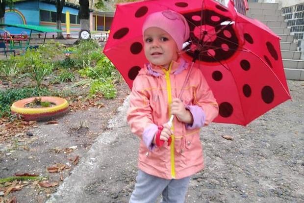 В Черноморске отец похитил и хочет вывезти в Россию 3-летнюю дочку
