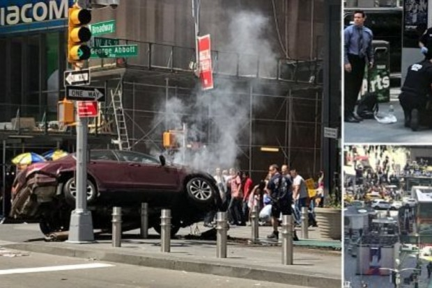 Стало известно, кто наехал на пешеходов в Нью-Йорке