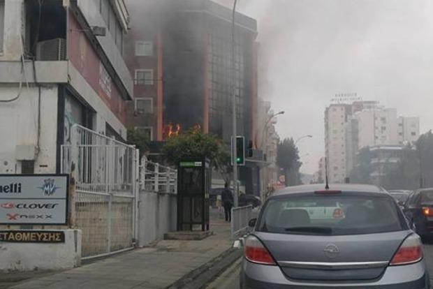 На Кипре в офисе радиостанции «Русская волна» прогремел взрыв
