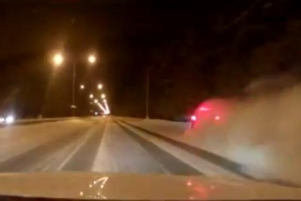 Опубликовано видео смертельных гонок, в которых погибло двое россиян