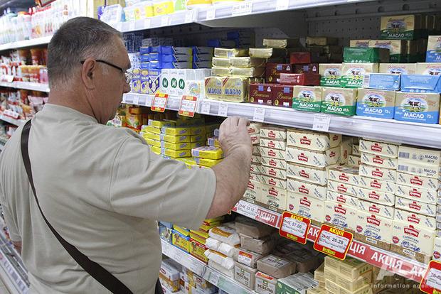 Перечислены марки качественного сливочного масла