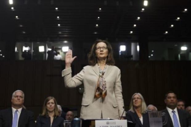 В США новым главой ЦРУ впервые стала женщина