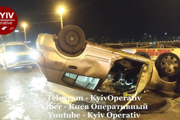 Киевлянка установила новый антирекорд по степени опьянения за рулем