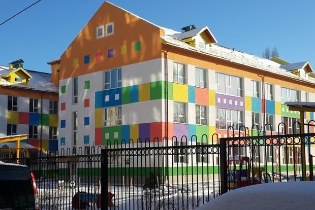 В Киеве после капремонта открыли детский садик №423