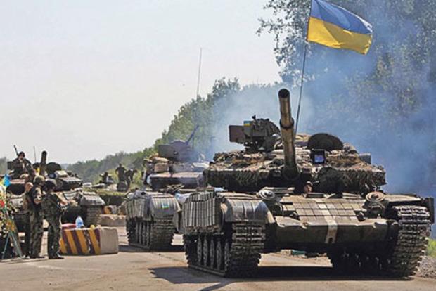 На передовую в зону АТО отправят новую партию танков Т-80
