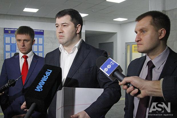 Роман Насіров подався в політику
