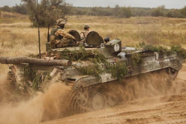 Сутки на Донбассе: у ВСУ - без потерь, у боевиков - двое двухсотых