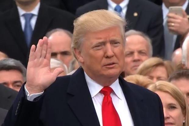 «Власть переходит народу». Трамп пообещал вернуть США былое величие