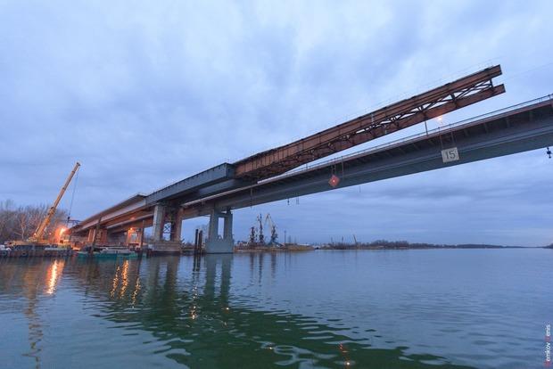 Мининфраструктуры отрицает свою причастность к поставкам материалов для Керченского моста