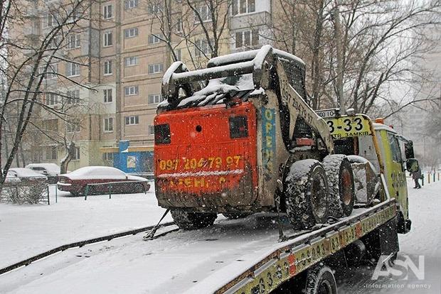 Гройсман запретил депутатам спать вовремя снегопада