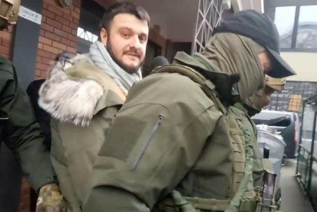 Аваков прокомментировал рюкзачные обвинения своего сына
