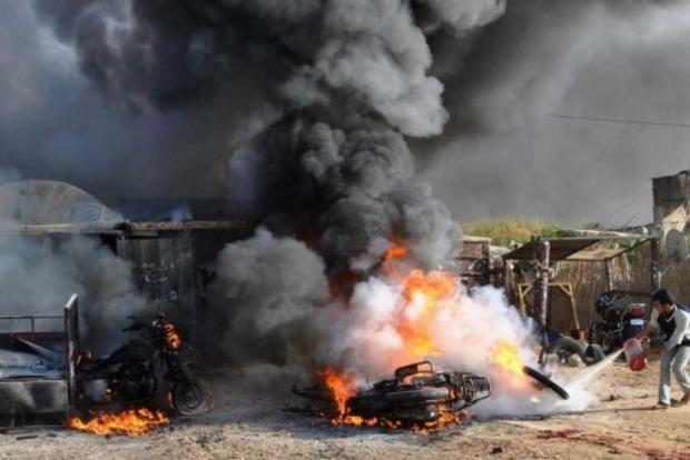 Русский  военный советник умер  при минометном обстреле вСирии