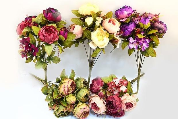 Венки и цветы для кладбища могут вызвать рак