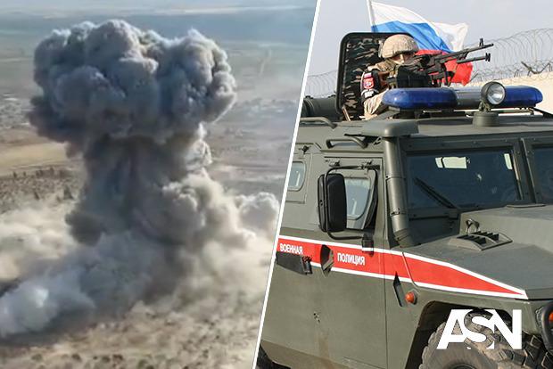 В Сирии атаковали российскую автоколонну. Погиб высокопоставленный офицер армии РФ