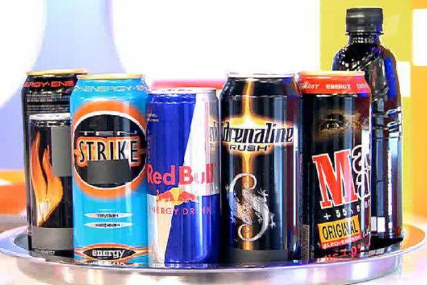 Раде предлагают ввести акцизный налог на напитки-энергетики