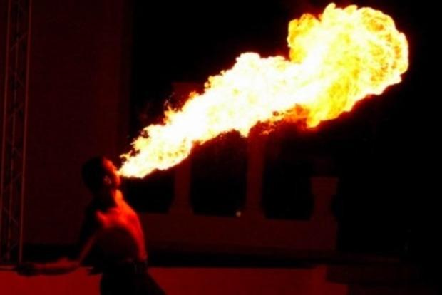 В России мужчина сжег свою жену во время неудачного фокуса