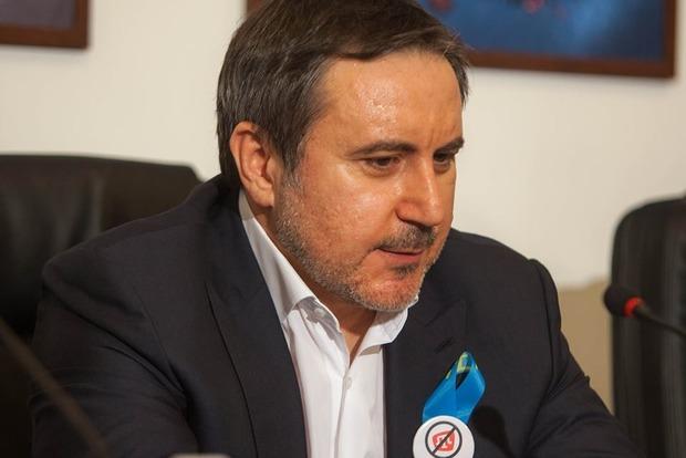 Активисты готовят морскую блокаду Крыма