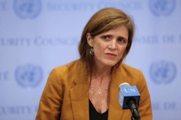 Саманта Пауэр пояснила, почему США не будут предоставлять нам летальное оружие