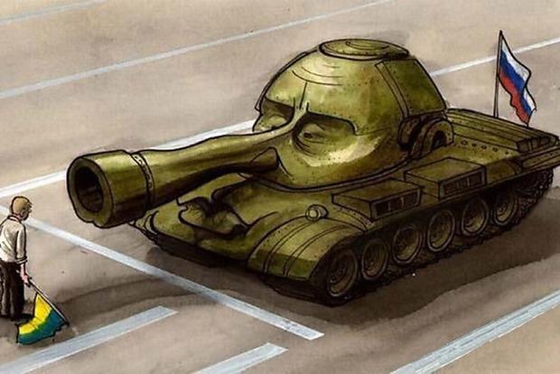 Если Путин дойдет до Днепра