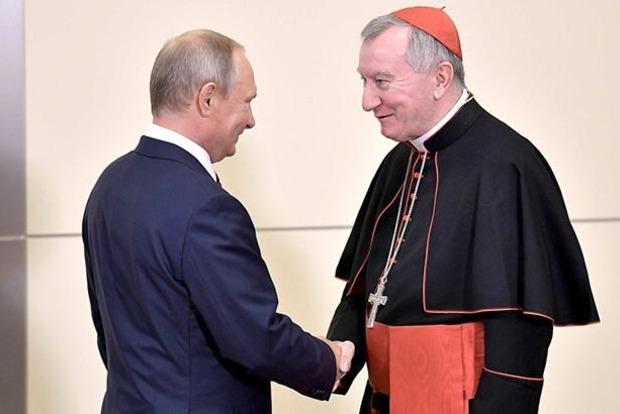 В Ватикане заявили, что Москва несет ответственность за мир в Украине