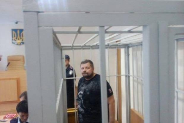 Ходатайство об отводе судьи Карабаня в деле Мосийчука отклонено