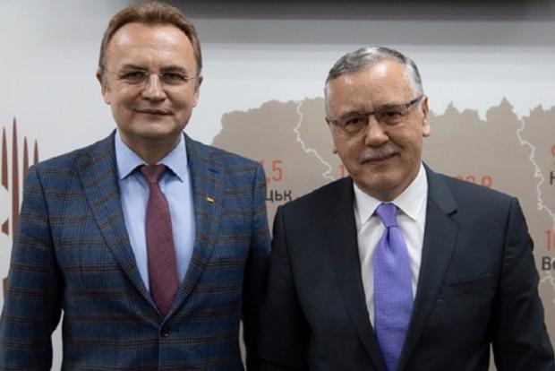 Кандидат Гриценко вже визначився зі своїм прем'єр-міністром