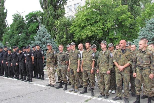 В Одессе охранять порядок будут 400 нацгвардейцев
