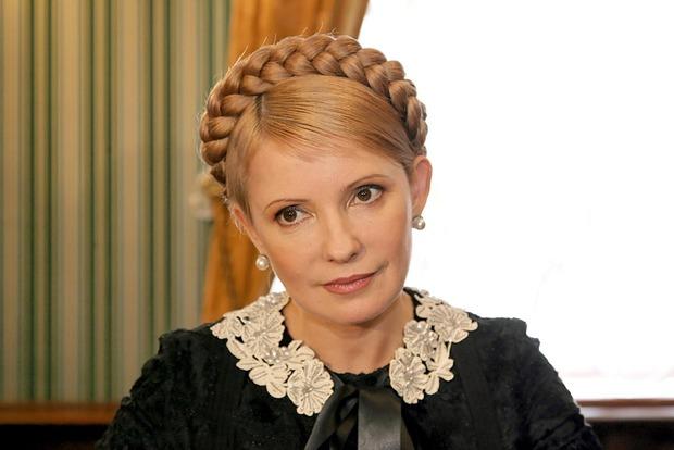 Юлия Тимошенко назвала союзников в будущем парламенте
