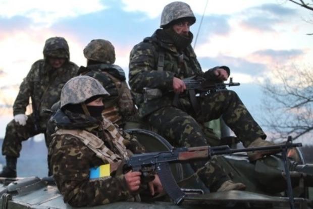 Боевики 44 раза за сутки обстреляли позиции ВСУ на Донбассе