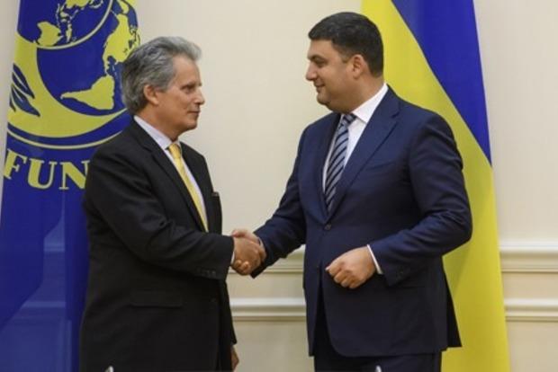 Украине не должна пропустить рост мировой экономики - Замглавы МВФ