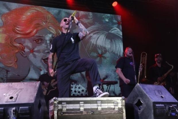 В Киеве состоялся концерт популярного беларуского банда