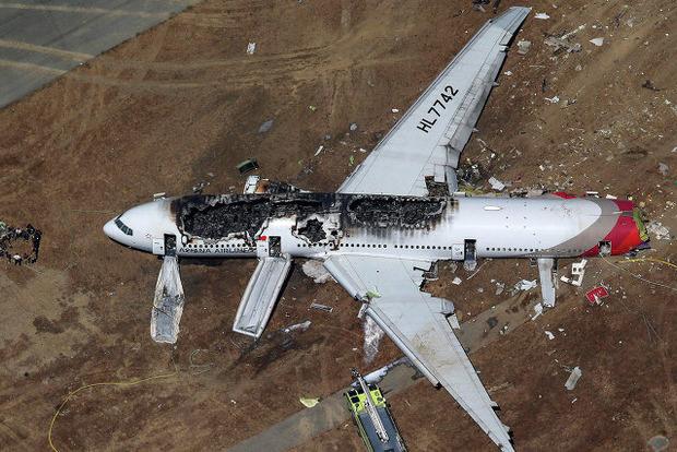 В Нью-Джерси упал самолет, есть жертвы