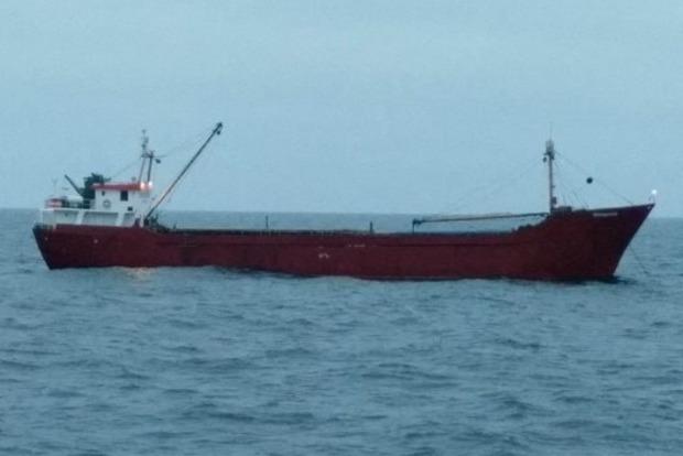 ВМСУ відкрили вогонь для зупинки танзанійського корабля