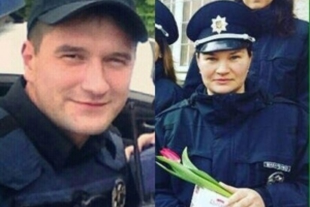 Украинцы могут помочь семьям погибших патрульных в Днипре