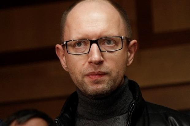 Яценюк: Со следующего года все имущество, даже косвенно используемое чиновником, должно быть задекларировано