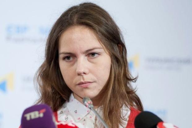 Вера Савченко вернулась в Украину